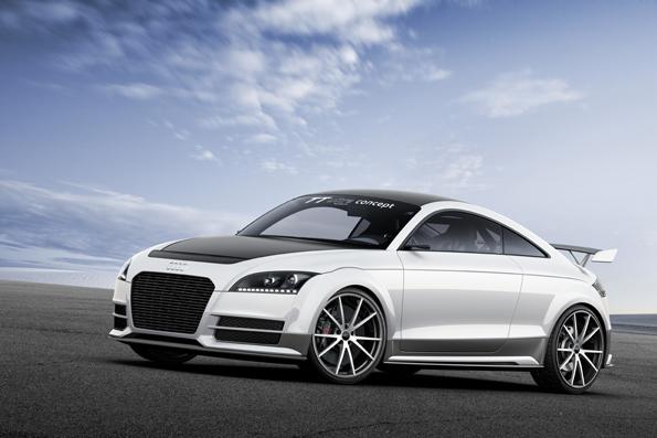 Audi TT ultra quattro concept - Fanaticar Magazin