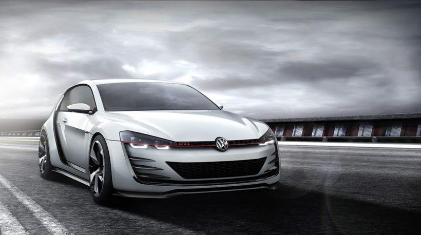 "Volkswagen Studie ""Design Vision GTI"""