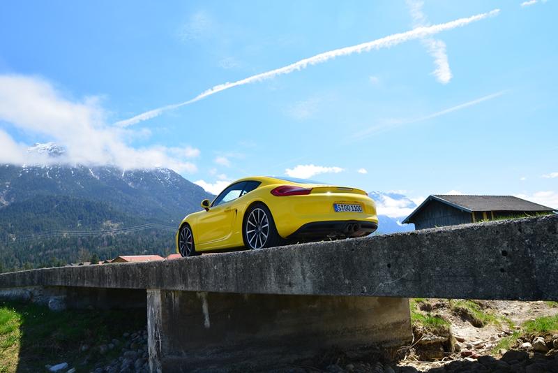 DSC 5672fb in Fahrbericht 2013 Porsche Cayman S – Und er kratzt am Thron...