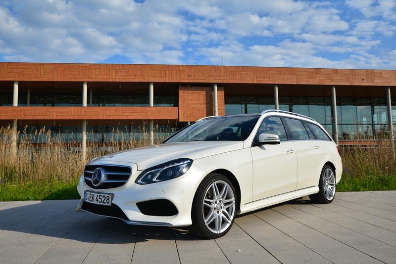2013- Mercedes-Benz E T-Modell - Fanaticar Magazin