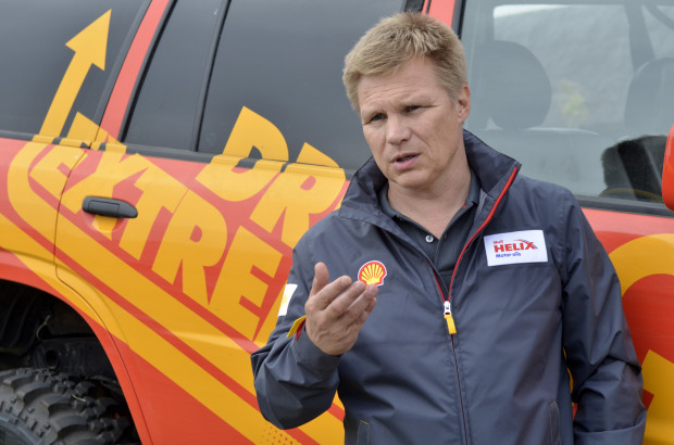Mika Salo im Interview bei Shell Driven to Extremes