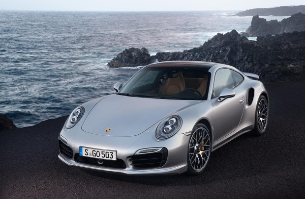 911 Turbo S Coupé - Fanaticar Magazin