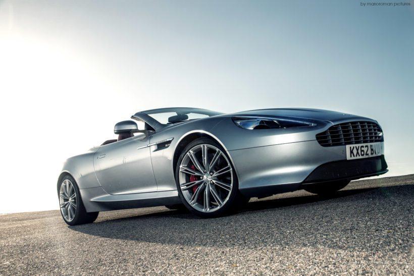 2013 Aston Martin DB9 Volante - Fanaticar Magazin
