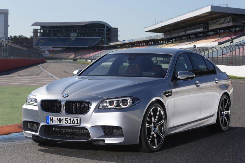 2013 BMW M5 - Fanaticar Magazin