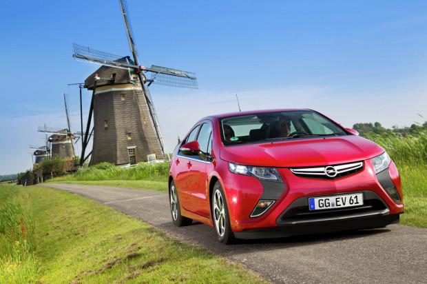 Opel Ampera - Fanaticar Magazin