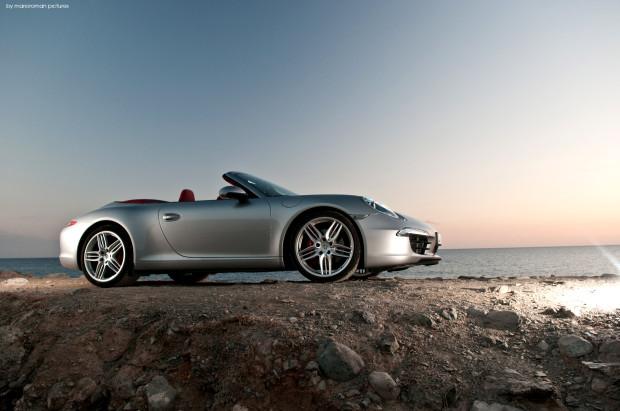 991 Porsche Carrera S Cabriolet - Fanaticar Magazin