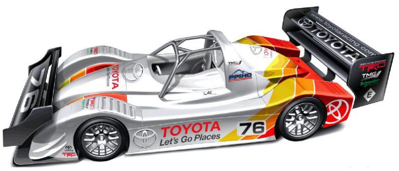 Toyota TMG EV P002 - Fanaticar Magazin