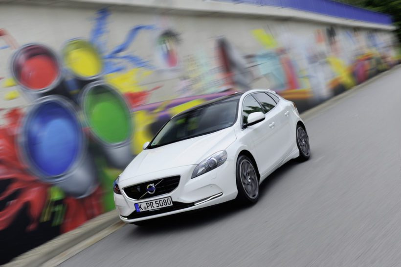 "Volvo V40 ""You!"" - Fanaticar Magazin"
