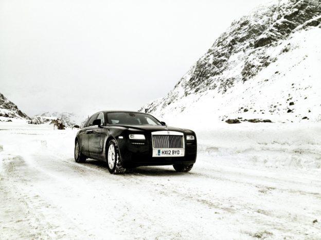 Rolls Royce Ghost - Fanaticar Magazin