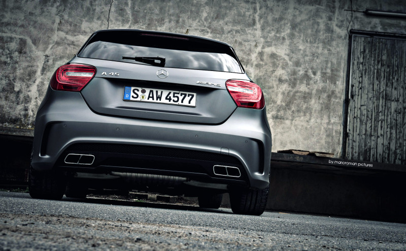 2013 Mercedes-Benz A45 AMG - Fanaticar Magazin