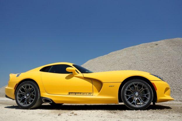 2013 Dodge Viper SRT - Fanaticar Magazin