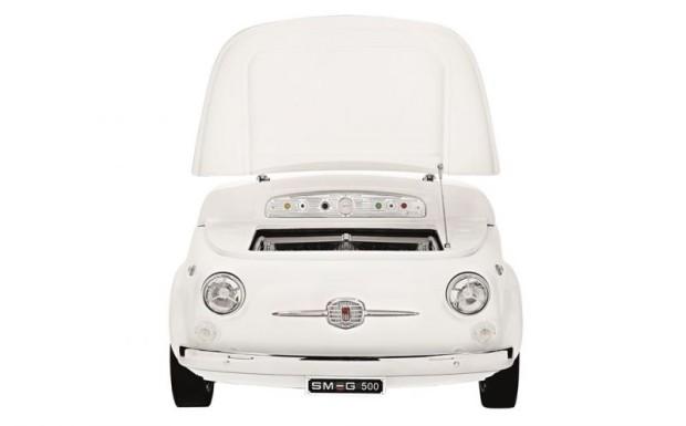 Fiat500 Kühlschrank