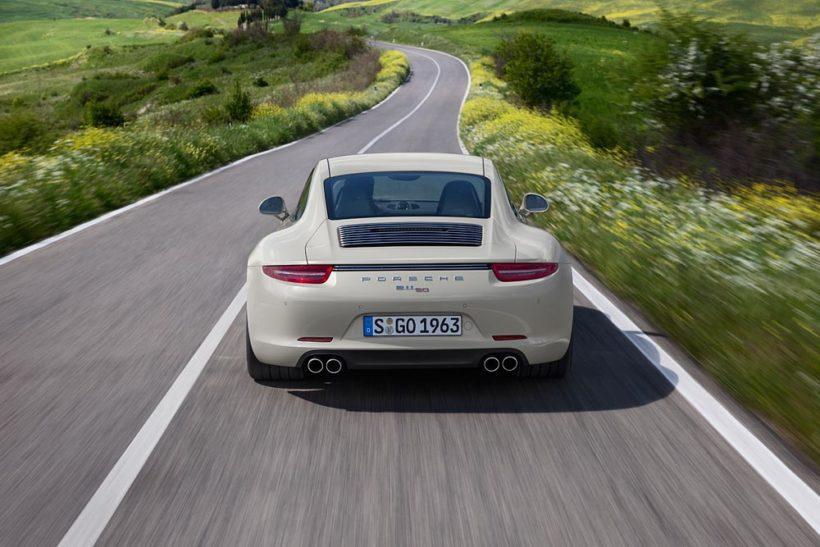 Porsche Jubiläumsmodell 50 Jahre 911 - Fanaticar Magazin
