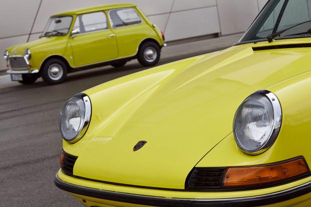 Porsche 911 & Mini - Fanaticar Magazin