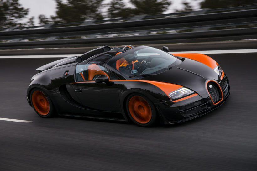 Bugatti Veyron Sport Vitesse - Fanaticar Magazin