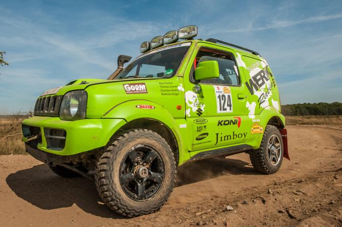 GORM-Suzuki-Jimny-670x445 in GORM: Jutta Kleinschmidt machts vor, ich machs nach