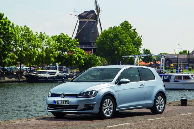 Golf TDI BlueMotion - Effizienter Verbrauch