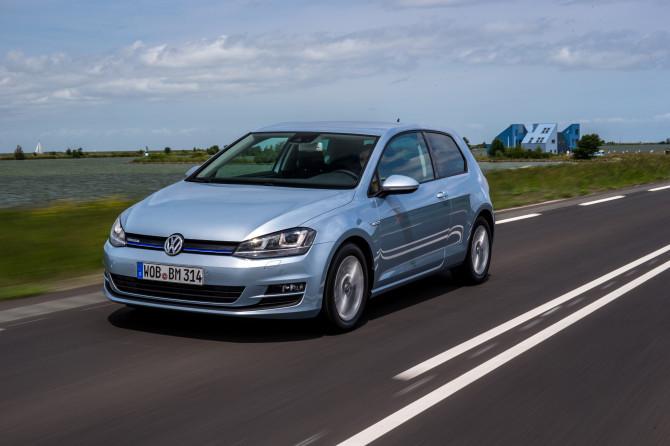 Golf TDI BlueMotion - Mone in Motion auf Holländisch