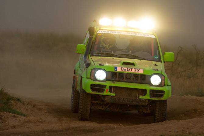 Offorad-Abenteuer-Suzuki-Jimny-670x445 in GORM: Jutta Kleinschmidt machts vor, ich machs nach