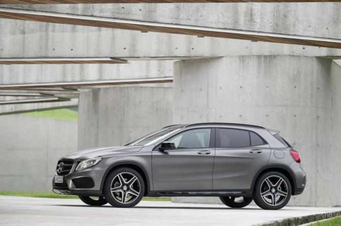 13C788 097-670x445 in Schickes Kerlchen - der Mercedes GLA