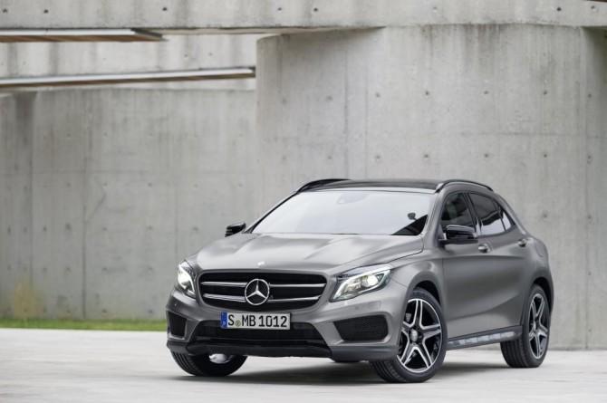 13C788 100-670x445 in Schickes Kerlchen - der Mercedes GLA