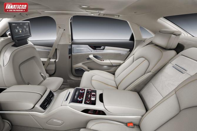 2014 Audi A8 W12 L - Fanaticar