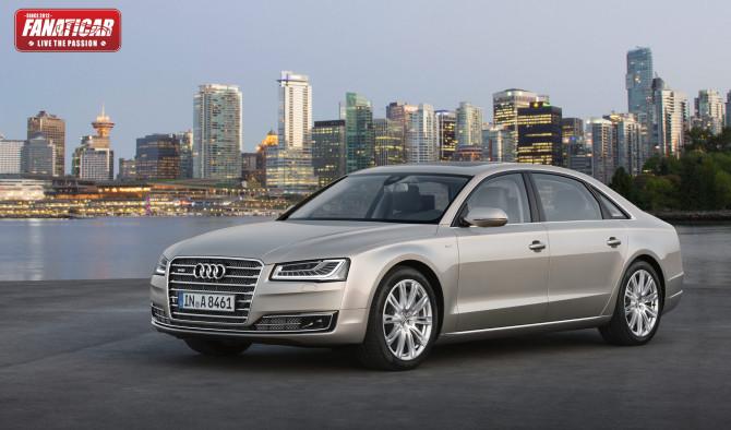 2014 Audi A8 - Fanaticar