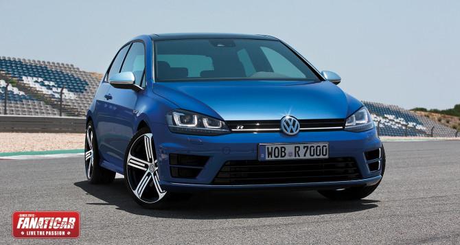 2014 Volkswagen Golf R VII - Fanaticar