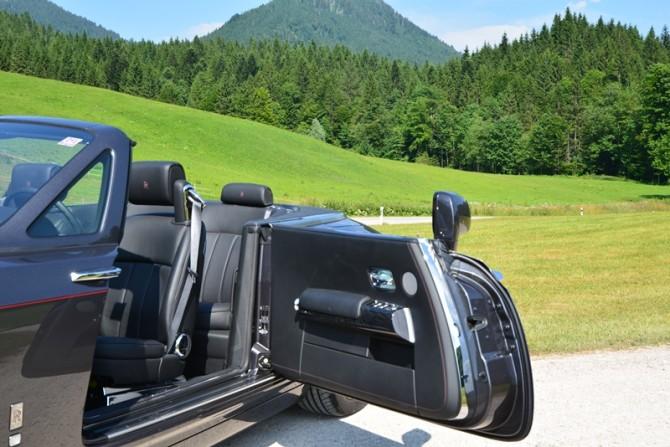 DSC 0479fb-670x447 in Fahrbericht Rolls Royce Phantom Drophead Coupé – Der absolute Genuss