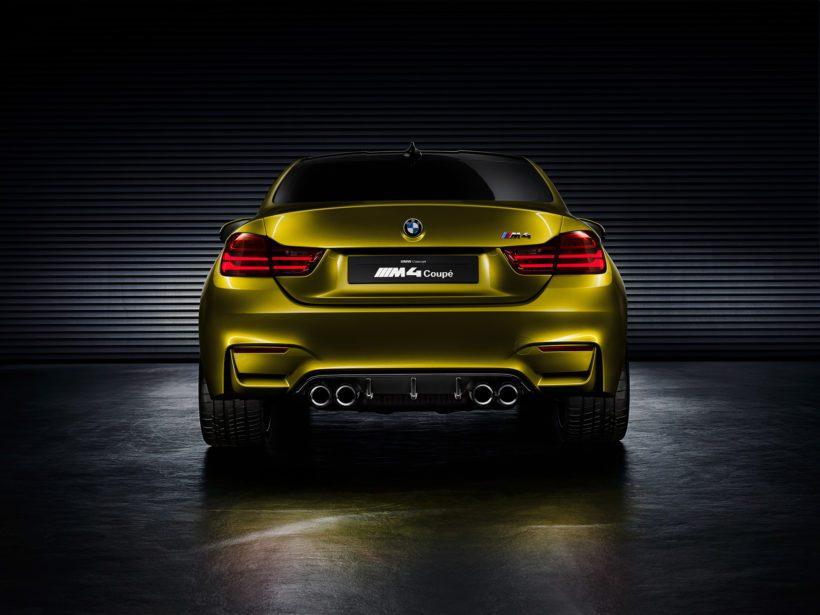 BMW Concept M4 Coupé - Fanaticar