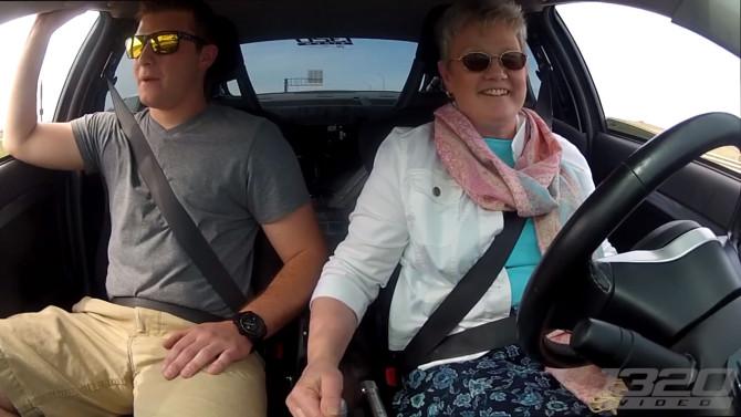 Mitsubishi Evo meets Mum - Fanaticar