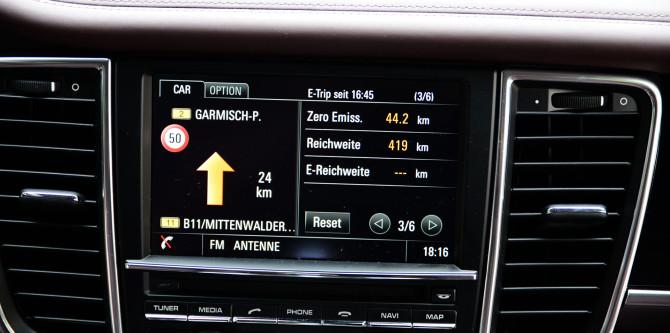 Porsche Panamera E-Hybrid - Fanaticar Magazin