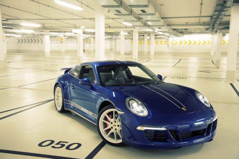 "Porsche 911 Carrera 4s ""5M Porsche Fans"" - Fanaticar Magazin"