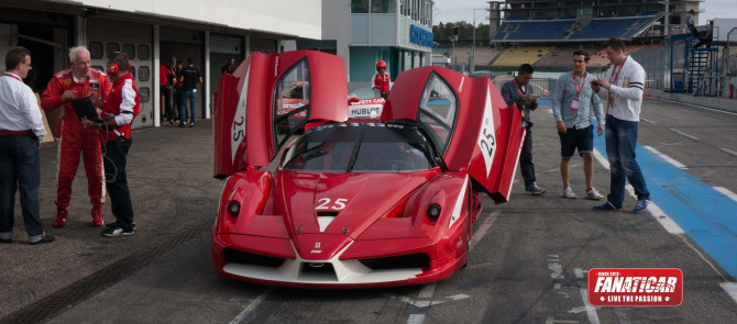2013 Ferrari Racing Days - Fanaticar