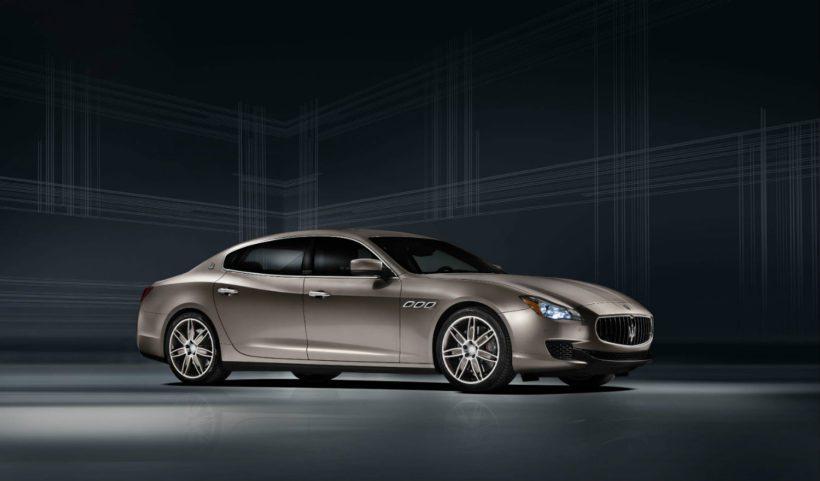 Maserati Quattroporte Ermenegildo Zegna Limited Edition - Fanaticar