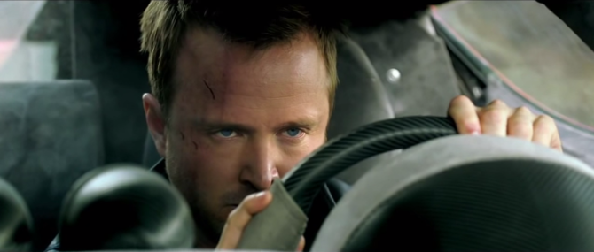 Need for Speed Movie (DreamWorks) - Fanaticar