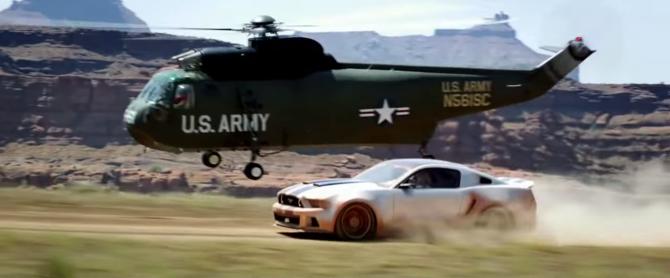 Need for Speed Movie (DreamWorks) - Fanaticar