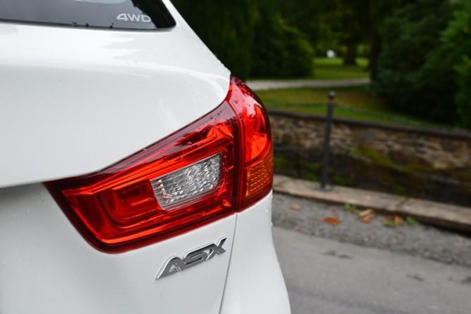 Mitsubishi ASX 2.2 DI-D 4WD Automatik - Fanaticar