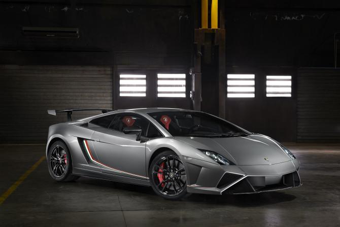 Lamborghini LP 570-4 Squadra Corse - Fanaticar