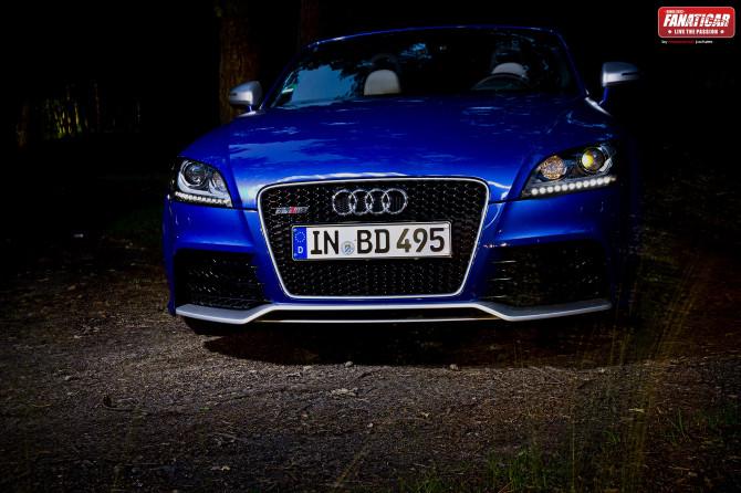Audi-ttrs-roadster-6584-fc2-670x446 in Good Bitch... …Bad Bitch!!! Ein nicht so ganz ernst gemeinter Vergleich zwischen Audi TTRS Roadster und Mitsubishi Lancer Evolution X