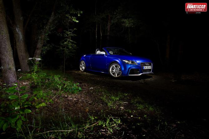 Audi-ttrs-wald-9938-fc-1-670x446 in Good Bitch... …Bad Bitch!!! Ein nicht so ganz ernst gemeinter Vergleich zwischen Audi TTRS Roadster und Mitsubishi Lancer Evolution X