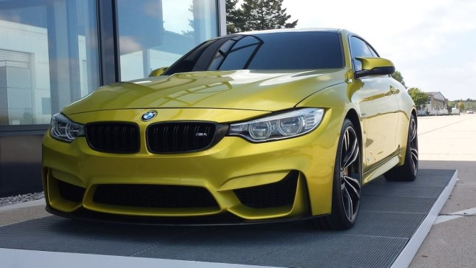 BMW M4 Concept - Fanaticar