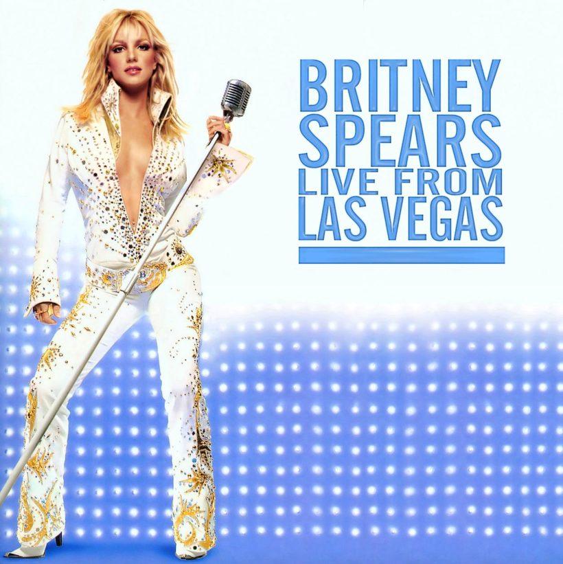 Britney Spears in Las Vegas - Fanaticar