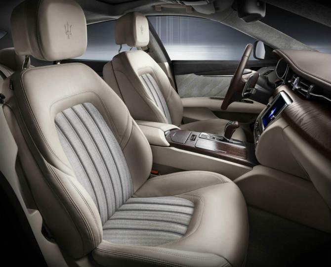 Interno-sedili-lato-passeggero 7-670x540 in Maserati gibt Ausblick auf künftige Sonderedition des Quattroporte