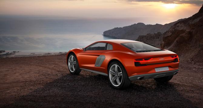 Audi nanuk quattro concept - Fanaticar