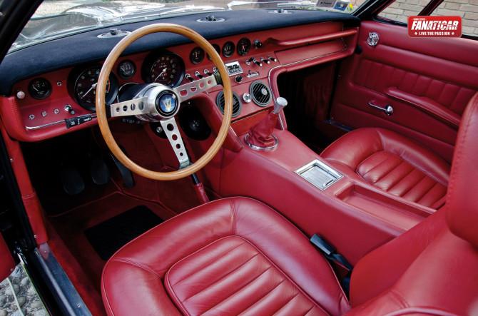 Classic Maserati Ghibli - Fanaticar