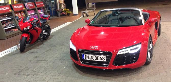 2013-09-14-01 12-670x323 in Fahrbericht Audi R8 V10 Spyder – Endlich zusammengefunden