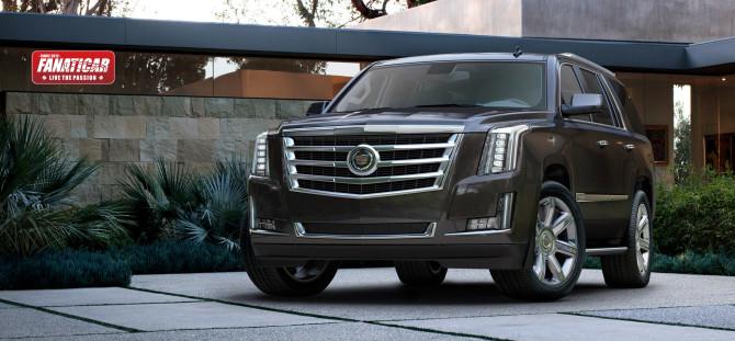 2015 Cadillac Escalade - Fanaticar