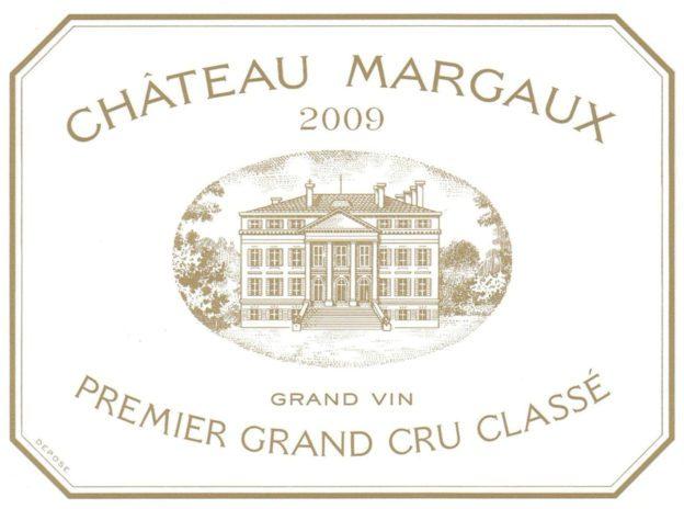 2009 Chateaux Margaux - Fanaticar