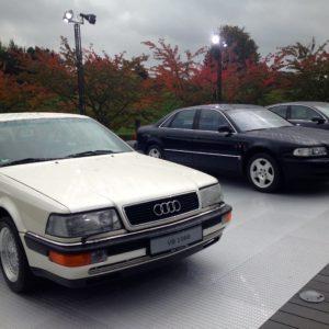 Audi-A8-Oldie-300x300 in Fahrbericht Audi A8: Ob du richtig stehst, siehst du wenn das Licht ausgeht